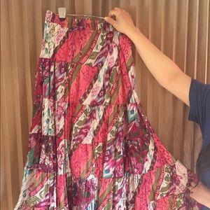 Dresses & Skirts - Women's Easter Bohemian Coachella style skirt